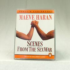 Szenen von Der Sex Krieg von Maeve Haran - hörbuch - bücher über klebeband