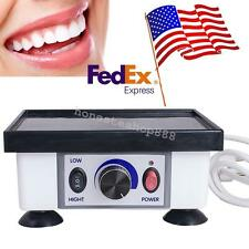 USA Dental Lab Small Square Vibrator Model Oscillator Platform Equipment JT-51B
