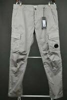 Trouser pants cargo man CP Company Garment Dyed Sateen Lens sz 54