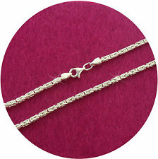 Unisex Echtschmuck-Halsketten Schönheits