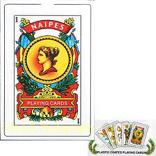 NAIPES BARAJA ESPANOLA 50 PUERTO RICO SPANISH PLAYING CARDS DECK ESPANOLAS NEW
