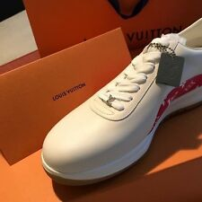 562001b540bb NIB Supreme Louis Vuitton Sport Sneaker Size 10 US LA Pop up Shop AUTHENTIC