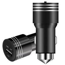 F02 KFZ FM Transmitter Auto Radio Bluetooth Freisprech USB Aufladen Feuerhammer