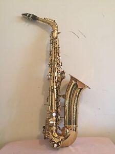 Vintage Conn Shooting Star Alto Saxophone
