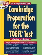 Cambridge Preparation for the TOEFL� Test Book with CD-ROM (Cambridge