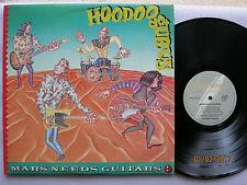 HOODOO GURUS ~ Mars Needs Guitars ..1985 OZ Orig On Bigtime