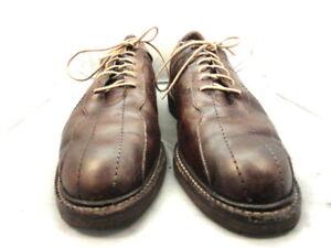 """Allen Edmonds Men's Shoes """"Voyager"""" Walking Shoes Brown 9.5 D (173)"""
