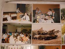 31x Foto 1986 Treffen Panzer Panzerfahrer 3. / Panzer Bataillon 31 Bundeswehr
