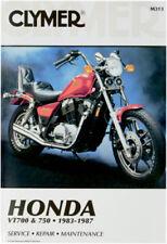 Clymer Repair Service Shop Manual Honda VT700C Shadow 84,85,86,87 VT750C 83 M313