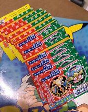 1995 Japanese Pokemon Topsun Sealed Booster Pack Pocket Monsters Gum