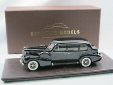 Brooklin Models BML 30 1938 Cadillac Imperial Touring Sedan Limousine black 1:43