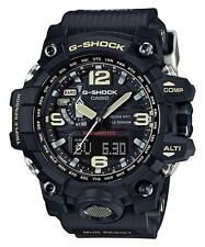 CASIO G-SHOCK, MUDMASTER, GWG1000-1A GWG-1000-1A, ATOMIC, MULTI BAND 6, SOLAR