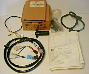 New Ford OEM F7UB-15A416-AB Trailer Towing Wiring Kit Harness Econoline E-Series