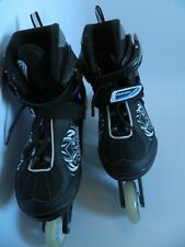 Bladerunner Blade Runner Womens Kids Inline Skates Adjustable Size 5-8
