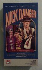 firesign theater NICK DANGER IN THE CASE OF THE MISSING YOLK  VHS VIDEOTAPE