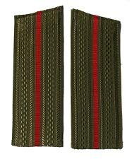Soviet Army Jr officer shoulder boards for field uniform