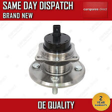TOYOTA COROLLA E12 2000>2008 REAR WHEEL BEARING HUB WITH ABS *BRAND NEW*