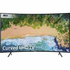 26c10f184a71d Samsung UE55NU7300 NU7000 55 Inch Curved 4K Ultra HD A Smart LED TV 3 HDMI