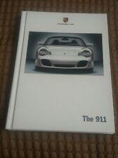 Porsche 911 Hardback Sales Brochure - UK Market - 2005 MY -  4S Coupe Targa