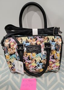 Pokemon Eevee Loungefly Shoulder Crossbody Bag NwT