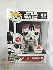 Funko Pop Star Wars AT-AT DRIVER Stormtrooper WALGREENS EXCLUSIVE #92