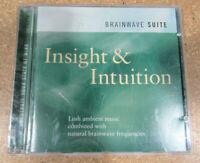 Dr. Jeffrey Thompson – Brainwave Suite: Insight & Intuition Format: CD, Album