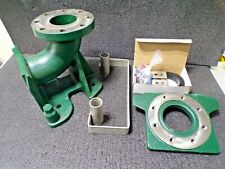 """ZOELLER Guide Rail System, 4"""" vertical, Flanged, 39-0018"""