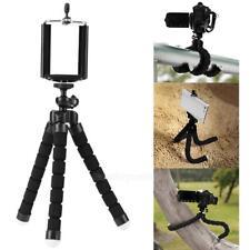 Universal Mini Tripod Flexible Phone Stand Holder For GoPro Mobile Phone Camera