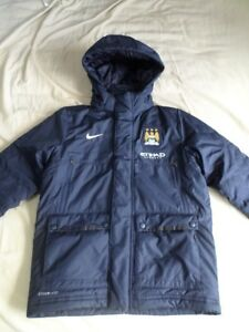 Nike Manchester City FC Kids Jacket, T-Shirt, Short Pants & Scarfs