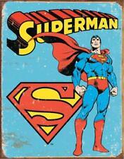 Superman -Retro Tin Sign 1335