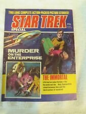 1977 Star Trek Special Comic Book