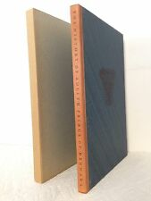 The History of Amleth - Saxo Grammaticus Limited Editions Club 1954 Illus Signed