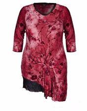 3/4 Sleeve Asymmetric Dresses Tunic/Smock Dress
