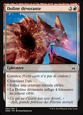 MTG Magic OGW FOIL - Consuming Sinkhole/Doline dévorante, French/VF