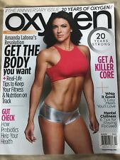Oxygen Magazine-Nov/Dec 2017-Amanda Latona-Very good