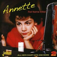 Annette Funicello - All Her Chart Hits and More [New CD]