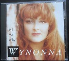 Wynonna Judd - TELL ME WHY  [1993] Promo CD Single - NM