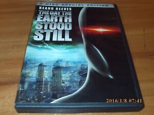 The Day the Earth Stood Still (DVD, 2011, 3-Disc Widescreen)