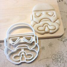 Star Wars Stormtrooper Cookie Cutter - Fondant Cake Cupcake Topper Storm Trooper