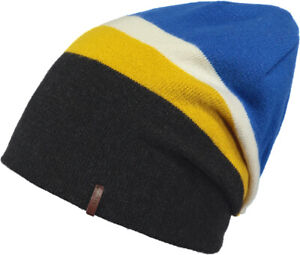 2020 NEW ADULT BARTS BEANIE JISPEN HAT BLUE  KNIT