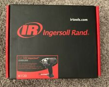 """(R3S4) INGERSOLL RAND 1/4"""" 12V Volt Cordless Impact Wrench Bare Tool W1120"""