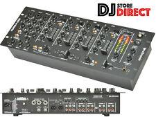 Citronic CDM8:4 PROFESSIONAL14-input USB Rack DJ MIXER - USB MIC XLR 172.776UK