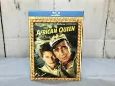 The African Queen Commemorative Blu-ray Box Set Very Rare Oop