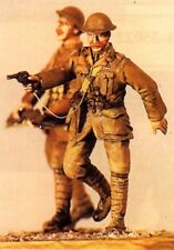 TAURO MODEL KIT 1:35 FIGURINO METALLO  BRITISH INFANTRY OFFICER 1915/16  35022