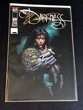 The Darkness #1 TOP COW COMICS EXCLUSIVE Signed by BATT w/CERT VF