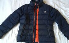 NORTH FACE Ladies Nuptse Style 550 Down Puffer Jacket - Size Large