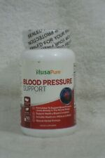New Sealed NusaPure Heart & Blood Pressure Support - 90ct - EXP 09/2020