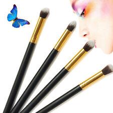 4 unidades B/G Kabuki Estilo Eye Brochas Set Maquillaje Lápices Sombra de ojos