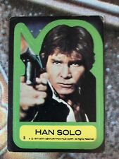 Star Wars 1st Series Complete Sticker Set 1977 Entire collections of Series 1-2