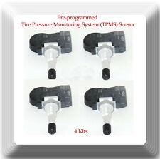 4 Kits SE10002 VDO REDI Sensor Pre-programmed Tire Pressure Sensor Fits: 315MHZ